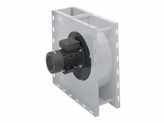 Small Exhaust Fume Fans : Tev