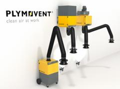The GoLine; Plymovent's exciting new range of entry-level products!