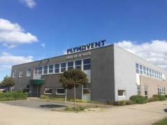 Headquarters Plymovent moved