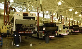 Vehicle exhaust removal solutions