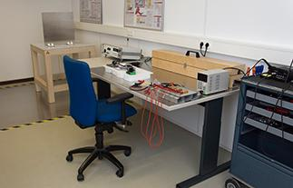 Moving forward – in house EMC test room for electronics