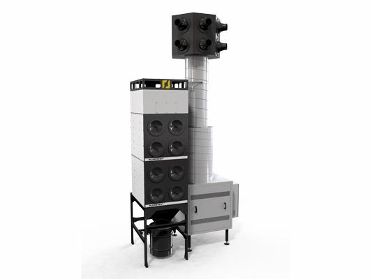 MDB-Diluter | Standalone filter system | Heavy duty
