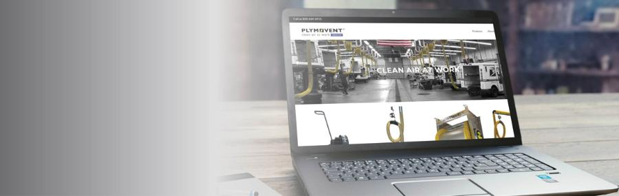 Plymovent webshop for Exhaust Extraction products