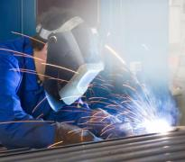 Coatings on metal make the composition of welding fumes more dangerous