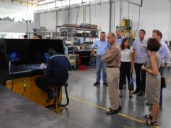Netherlands-Thai Chamber of Commerce visits our factory