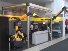 Plymovent attends several exhibitions in 2017