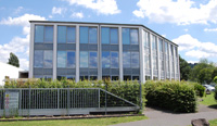 Plymovent office in Rheinbreitbach (Germany) of the business unit Industrial Products (IP)