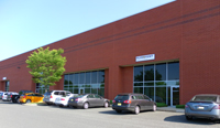 Plymovent office in Cranbury NJ, USA