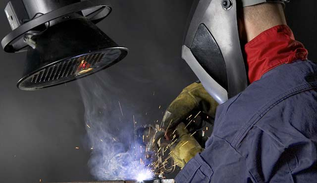 Reducing welding fumes is the first step in creating clean air in your work environment. Ensure that the best available welding process is used for your application.